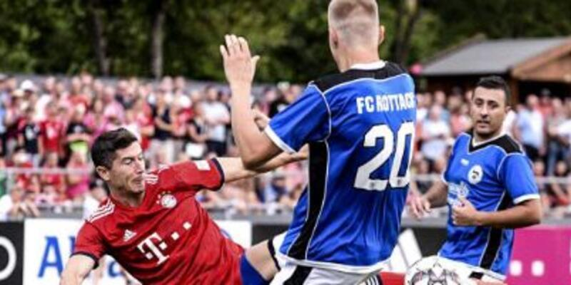 Bayern Münih rakibine 20 gol attı!