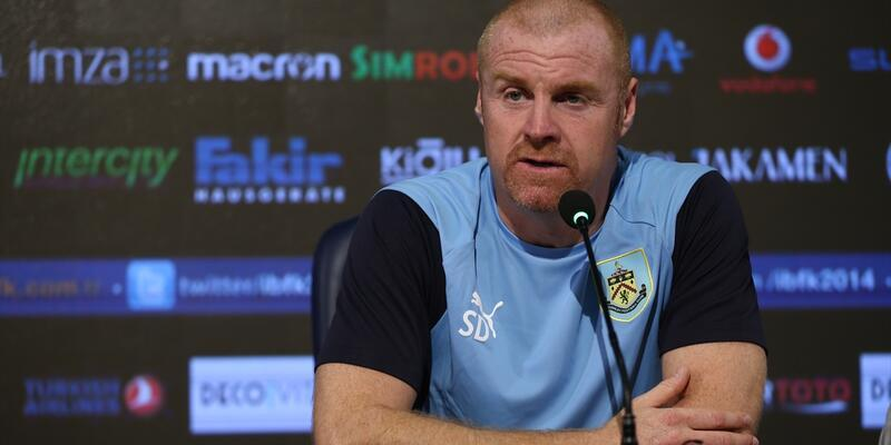 Burnley Teknik Direktörü Sean Dyche: Zor bir maç olacak