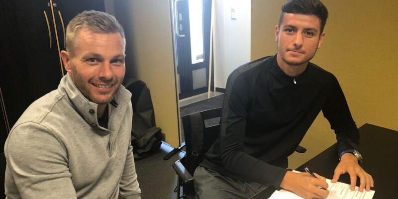 Antalyaspor'un genç futbolcusu Finlandiya'ya transfer oldu