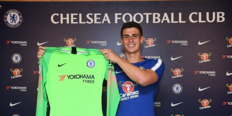 Chelsea 80 milyon euro'ya Kepa Arrizabalaga'yı transfer etti