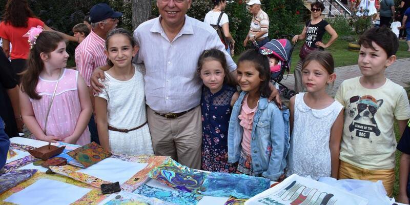 Süleymanpaşa'da 1700 öğrencili yaz kursunu tamamlandı