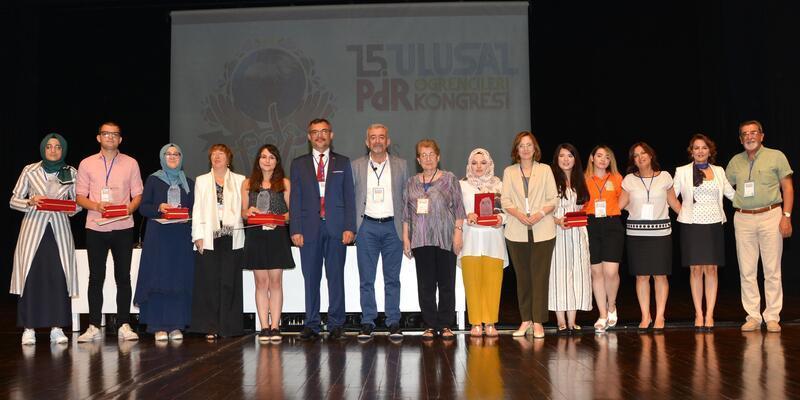 15'inci Ulusal PDR Öğrencileri Kongresi başladı