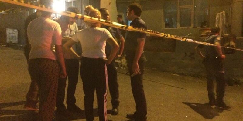 Sokak ortasında tüfekle vurulan Alperen, ağır yaralandı