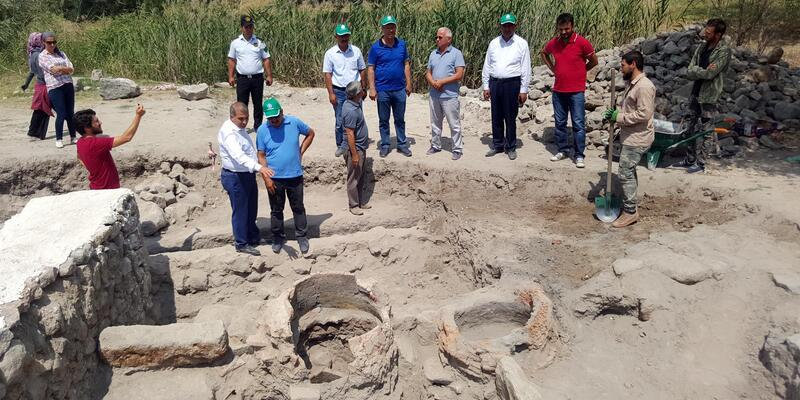 Alaaddin Keykubad yazlık sarayında kazı çalışmaları sürüyor
