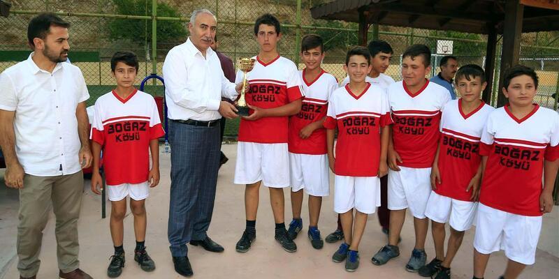 Nevşehir'de Kur'an kursları futbol turnuvası sona erdi