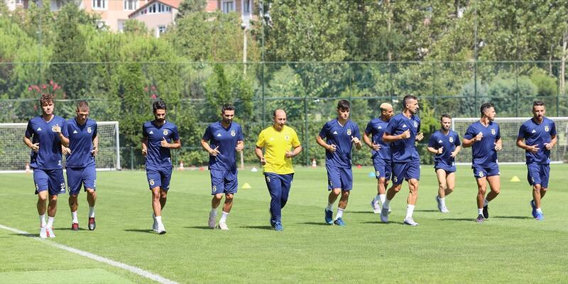 Fenerbahçe, Bursaspor maçı hazırlıklarına başladı
