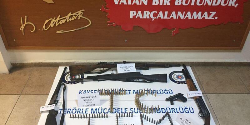 Kayseri'de PKK operasyonu: HDP vekil adayı ve 3 kişiye gözaltı