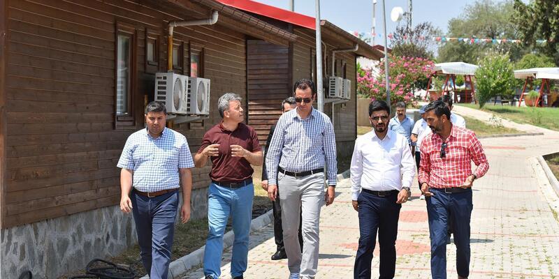 Gençlik Hizmetleri Genel Müdürü Emre Topoğlu'ndan Osmaniye ziyareti