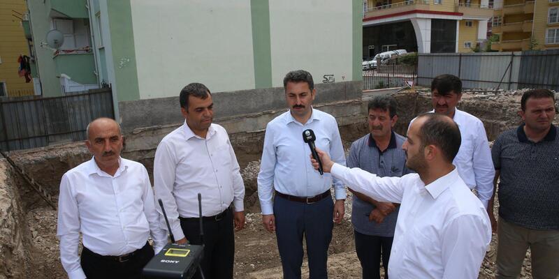 Tokat'ta mahalle konakları yapılıyor