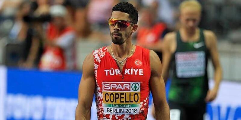 Yasmani Copello rekor kırarak ikinci oldu