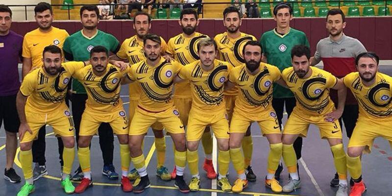 Futsalda şampiyon Osmanlıspor