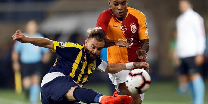 Ankaragücü 1-3 Galatasaray / Maç Özeti