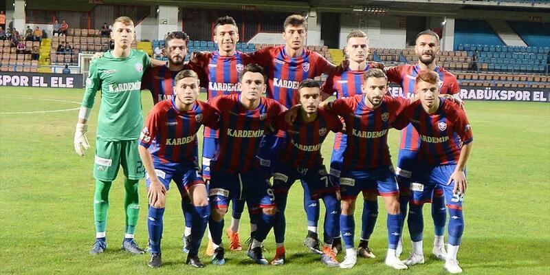 Kardemir Karabükspor, Adana Demirspor maçına 16 transferinden yoksun çıktı