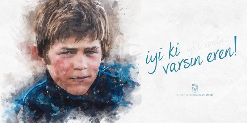 Trabzonspor şehit edilen Eren Bülbül'ü andı
