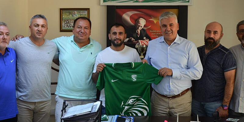Eski Galatasaraylı TFF 3. Lig'e transfer oldu