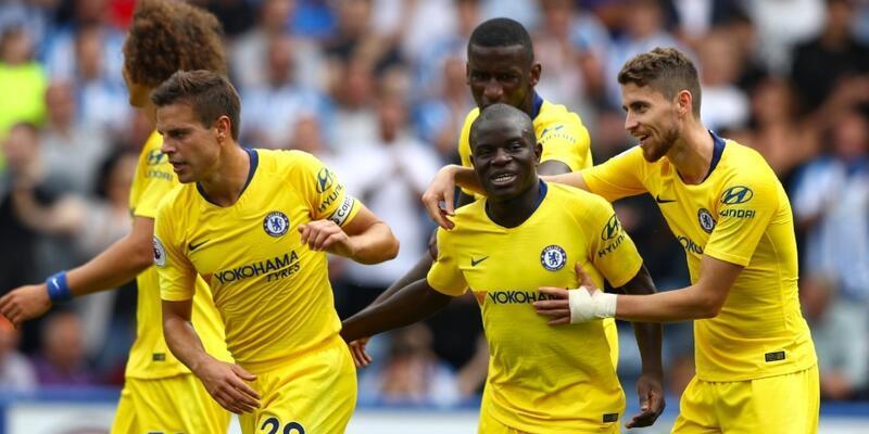 Huddersfield 0-3 Chelsea / Maç Özeti