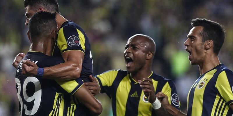 Fenerbahçe 2-1 Bursaspor / Geniş Maç Özeti
