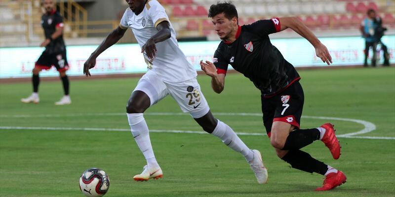 Boluspor 1-0 Osmanlıspor / Maç Özeti