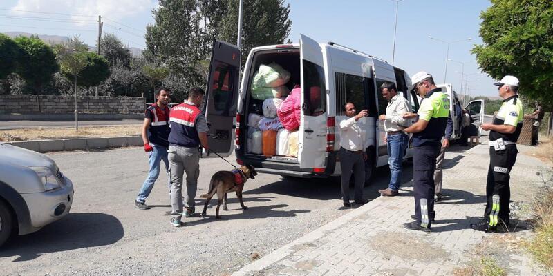 Van'da jandarmadan 'Huzur ve Güven' uygulaması