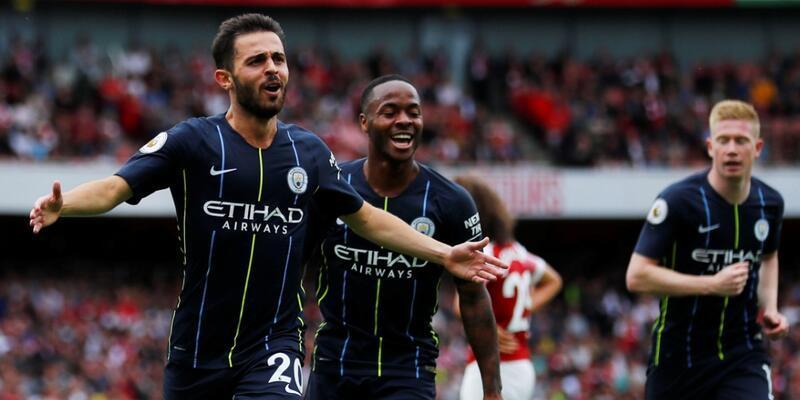 Manchester City galibiyetle başladı