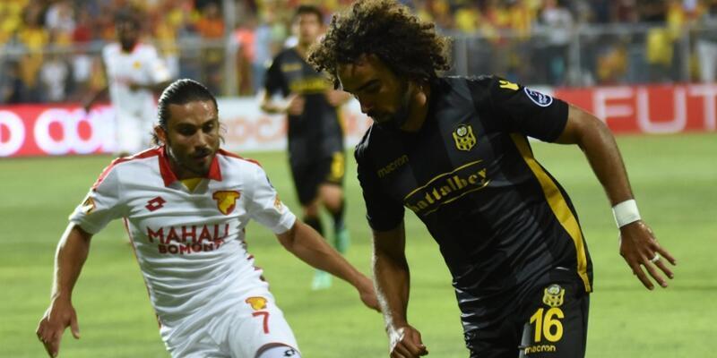 Göztepe 1-3 Yeni Malatyaspor / Maç Özeti