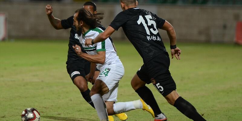 Denizlispor 0-1 Gazişehir / Maç Özeti