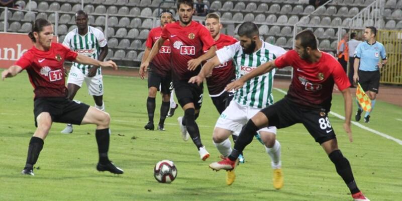 Giresunspor 3-1 Eskişehirspor / Maç Özeti