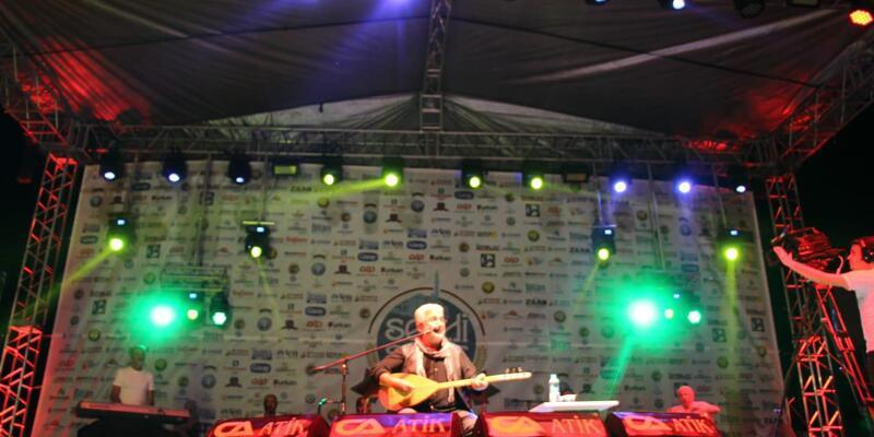 Seydişehir'de Esat Kabaklı konseri