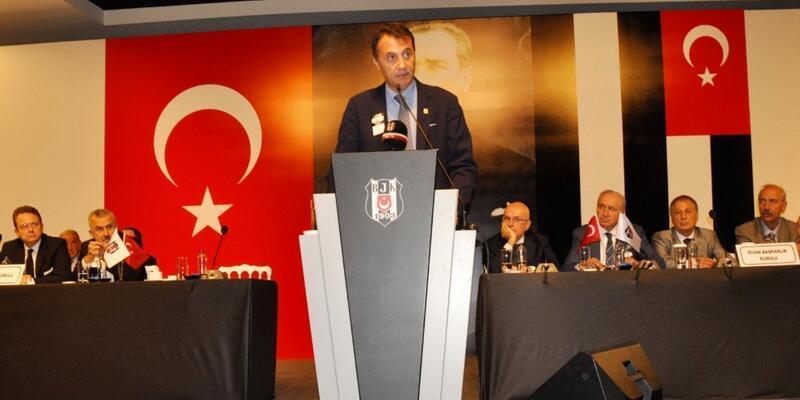Beşiktaş seçim tarihini açıkladı