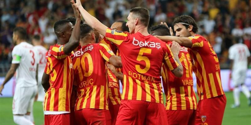 Kayserispor 2-0 Antalyaspor / Geniş Maç Özeti