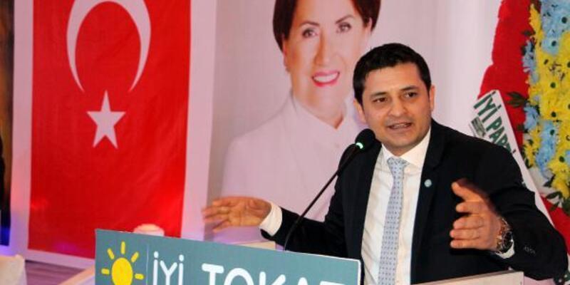 İYİ Parti Tokat İl Başkanı görevinden istifa etti