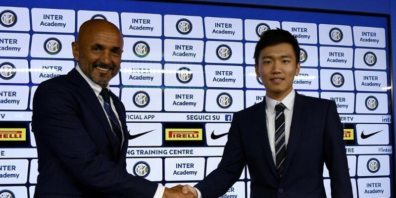 Luciano Spalletti Inter'le uzattı