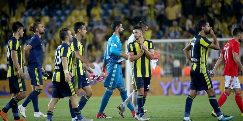 Fenerbahçe 10 yıldır Şampiyonlar Ligi'ne hasret