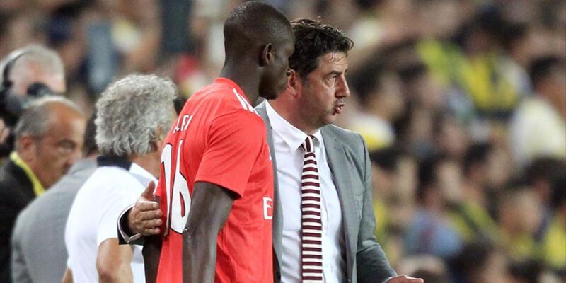 Benfica Teknik Direktörü Vitoria: Daha iyiydik, hakkımızla turu aldık