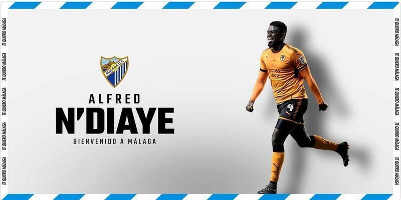 Alfred N'diaye ikinci lig takımına transfer oldu