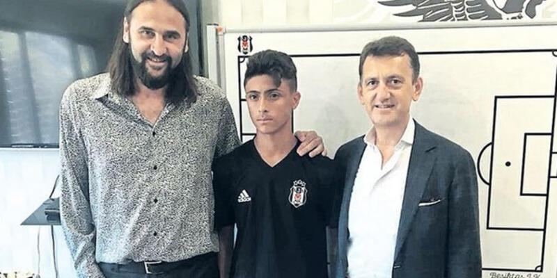 Beşiktaş Filistinli futbolcuyu transfer etti