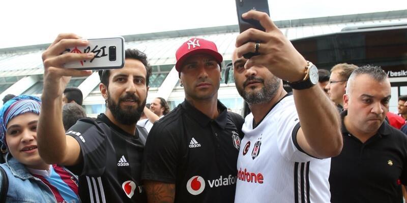 Beşiktaş kafilesi Avusturya'da