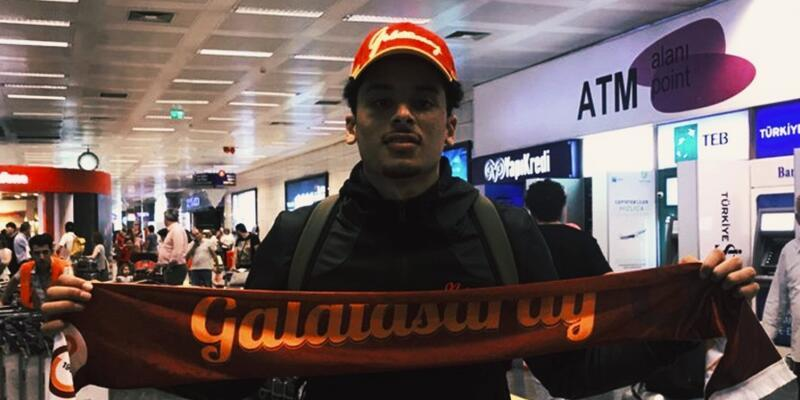 Tai Webster Galatasaray'da