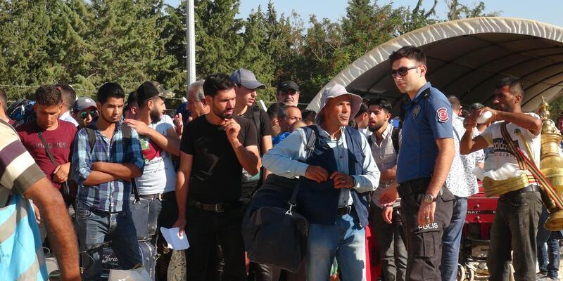 Bayram için ülkesine giden Suriyeli sayısı 27 bini aştı