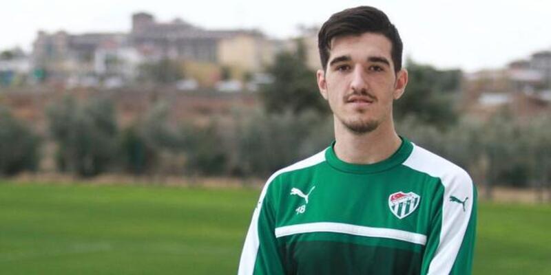 Bursasporlu Kubilay Kanatsızkuş Udinese'ye transfer oluyor