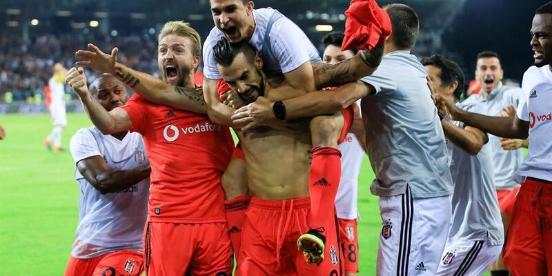 Beşiktaş Partizan ile eşleşti