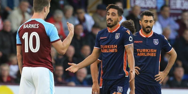 Burnley 1-0 Başakşehir / Maç Özeti