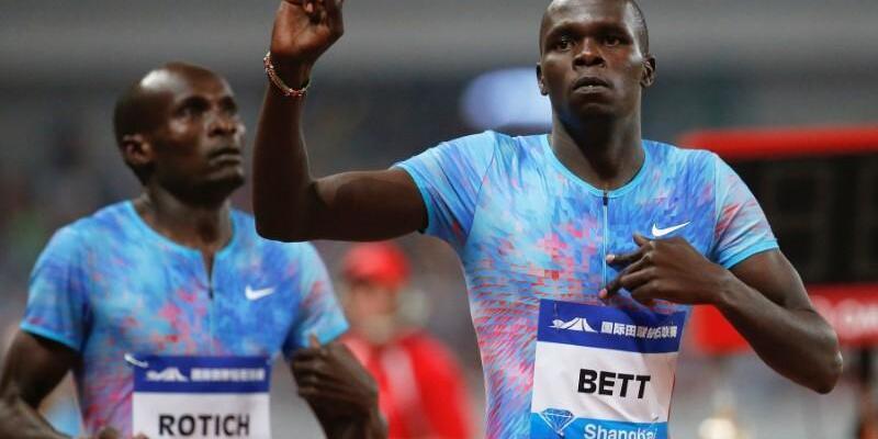 Doping testinden kaçan ünlü atlete men cezası