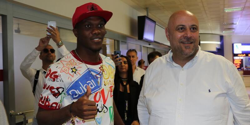 Trabzonspor Anthony Nwakame'yi KAP'a bildirdi