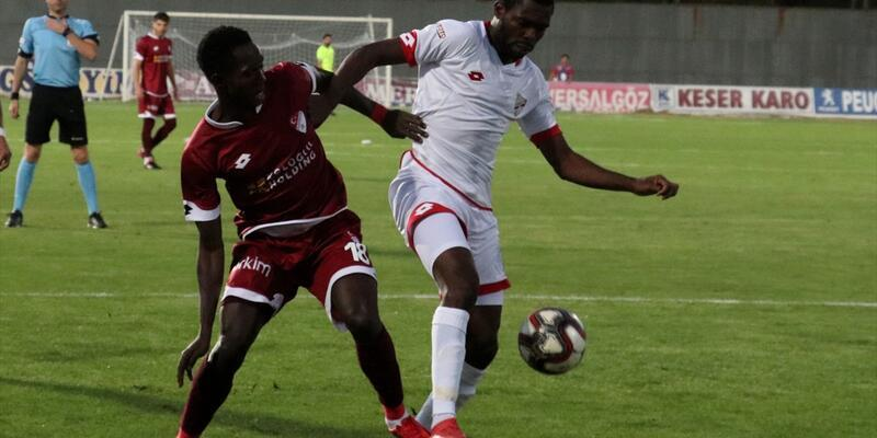 Tetiş Yapı Elazığspor 1-2 Boluspor / Maç özeti