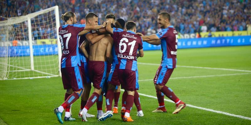 Trabzonspor 3-1 Sivasspor / Maç Özeti