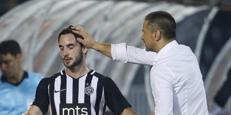 Partizan'ın lig maçı ertelendi