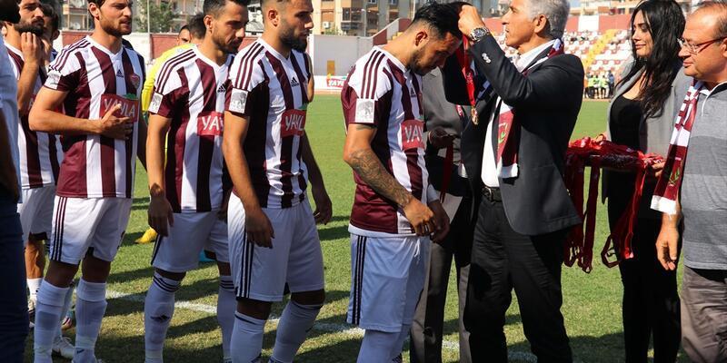 Hatayspor 3-1 Karabükspor / Maç Özeti