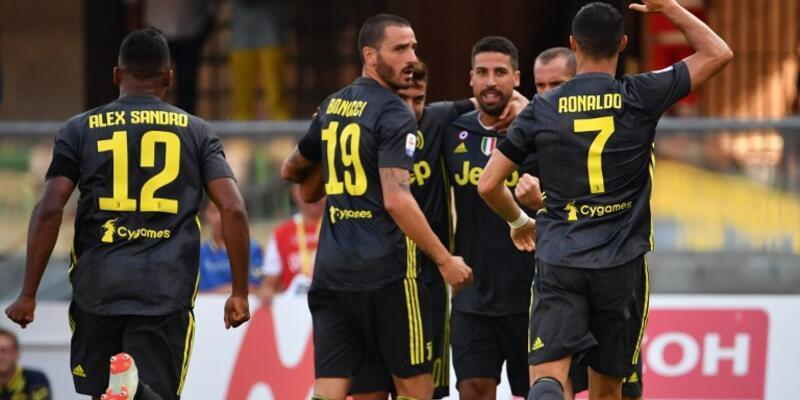 Chievo 2-3 Juventus / Maç Özeti