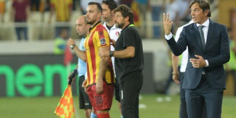 Phillip Cocu: Bir hata yaptık o da golle sonuçlandı